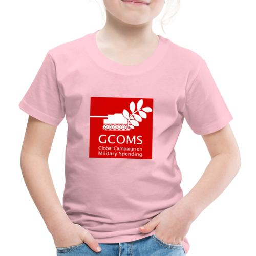 GCOMS logo - Kids' Premium T-Shirt