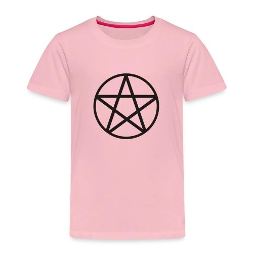 pentagram spread - Koszulka dziecięca Premium