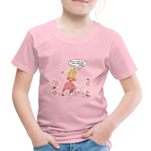 Liikaa kakkua - Lasten premium t-paita