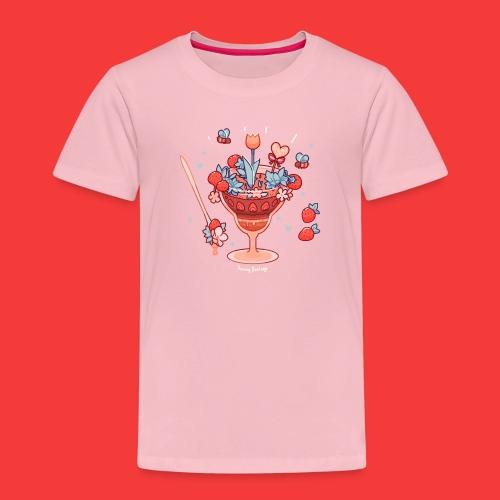 Es frühlingt sehr - Kinder Premium T-Shirt
