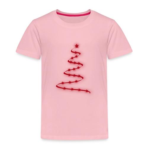 christmas tree - T-shirt Premium Enfant