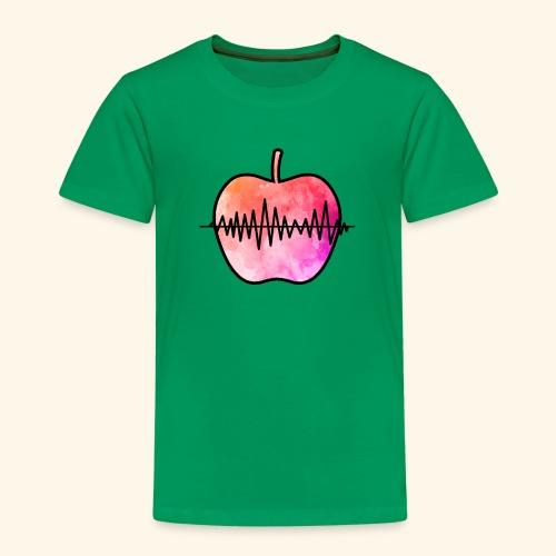 AppleJazzDK Logo - Børne premium T-shirt