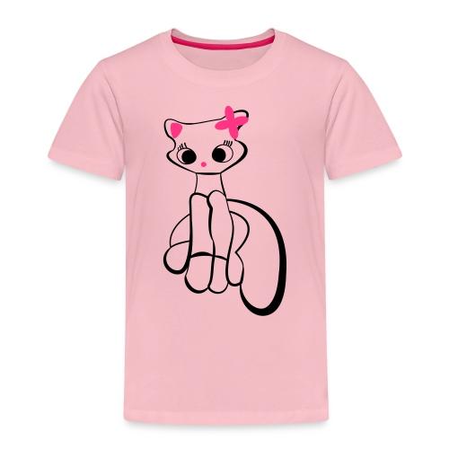 Maja gräddnos - Premium-T-shirt barn