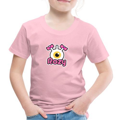 Rozy Label (Color) - T-shirt Premium Enfant