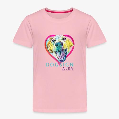 Alba - Camiseta premium niño