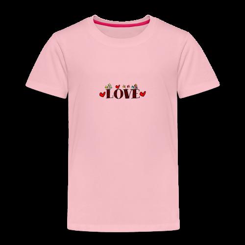 amor - Camiseta premium niño