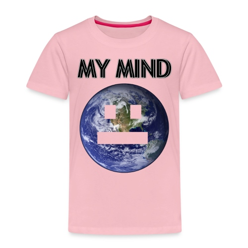 MY MIND - Premium-T-shirt barn