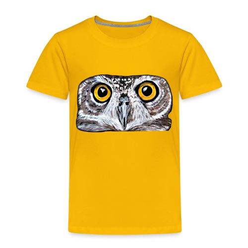 Owl eyes - Kids' Premium T-Shirt