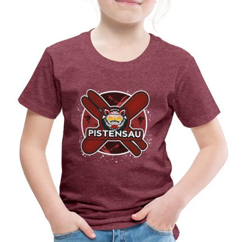 PistenSau Leuchtkäfer - Kinder Premium T-Shirt