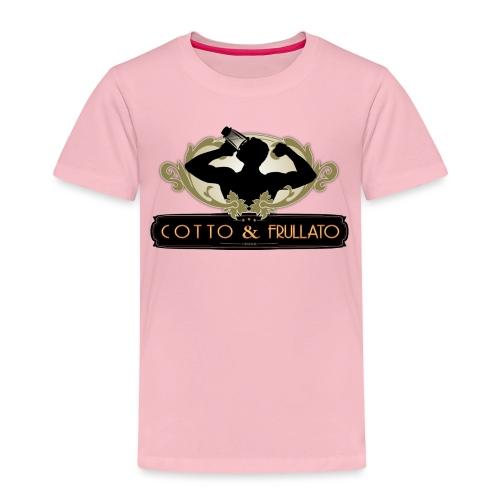 Cotto Frullato - Maglietta Premium per bambini