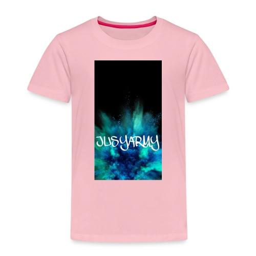 JUSYARMY PULLOVER - Kinder Premium T-Shirt