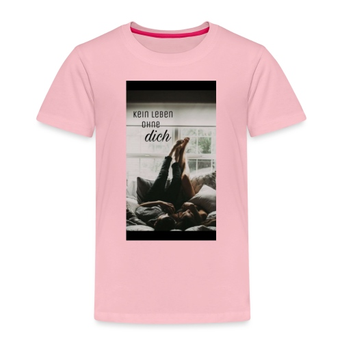 Beziehung - Kinder Premium T-Shirt