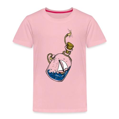 bouteille à la mer - T-shirt Premium Enfant