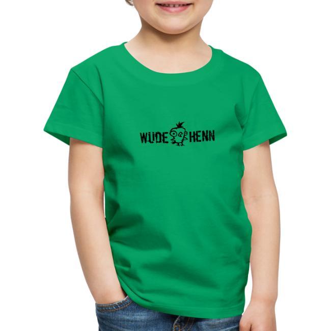 Vorschau: Wüde Henn - Kinder Premium T-Shirt
