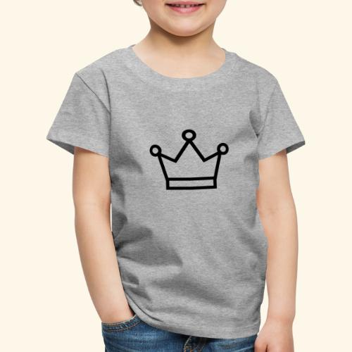 The Queen - Børne premium T-shirt