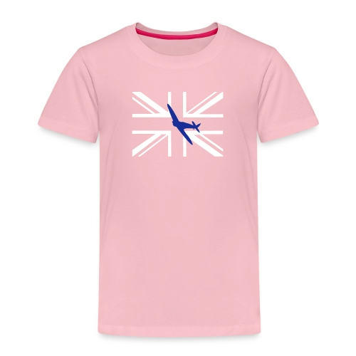 ukflagsmlWhite - Kids' Premium T-Shirt