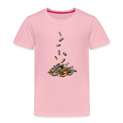 Lucky Coins - Kids' Premium T-Shirt