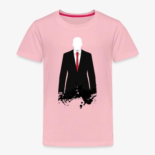 The Hitman - Black Stain - Kids' Premium T-Shirt