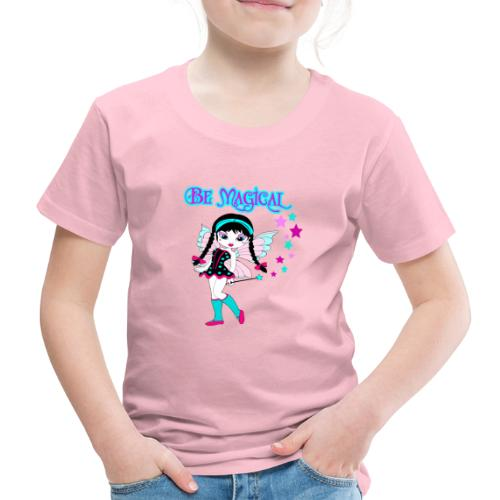 Stoere fee - Kinderen Premium T-shirt