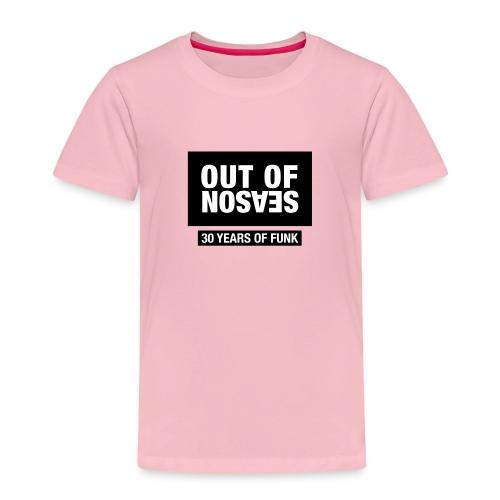 OOS BLACK - Børne premium T-shirt
