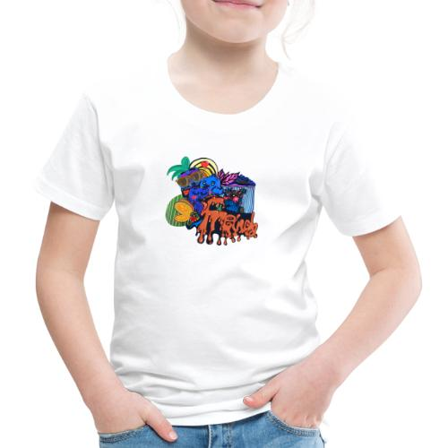 Freinds - Børne premium T-shirt