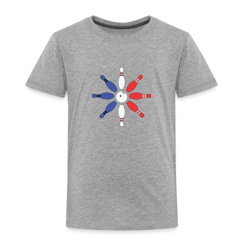 Roue de Quilles - T-shirt Premium Enfant