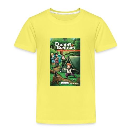 DennisGuntram Band2 1500x2400 jpg - Kinder Premium T-Shirt