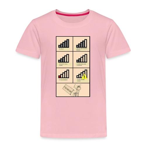 Bad connection - Kids' Premium T-Shirt