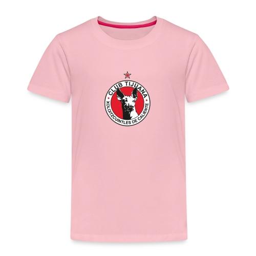 Xolos - Camiseta premium niño