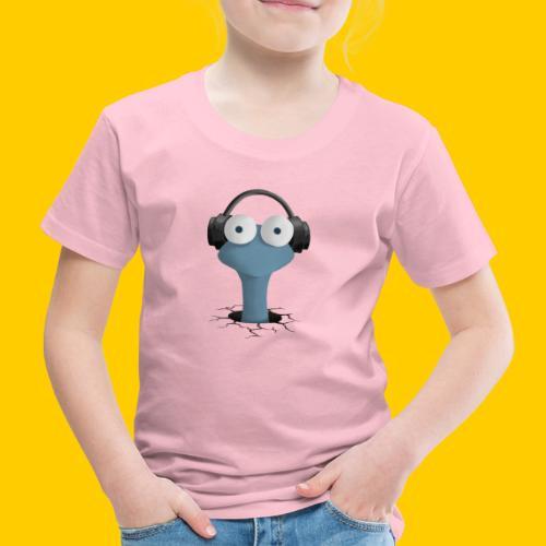 Musicworm - Premium-T-shirt barn