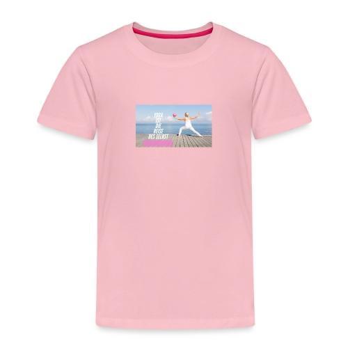 Yoga Reise - Kinder Premium T-Shirt