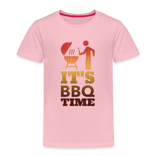 It's BBQ Time - Kinderen Premium T-shirt