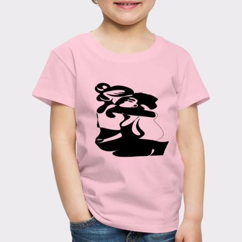 In Deinen Armen Liebespaar - Kinder Premium T-Shirt