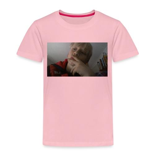 Henrymccutcheon picture merch - Kids' Premium T-Shirt