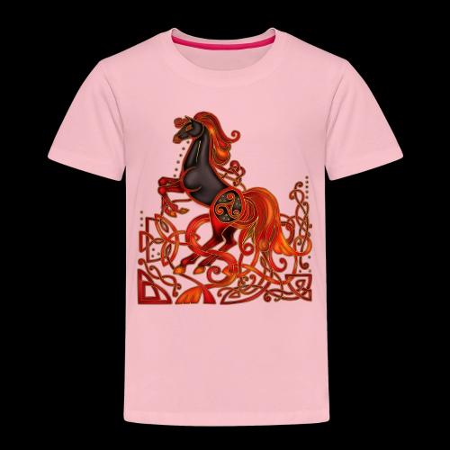 Celtic Horse Night Mare - Kids' Premium T-Shirt