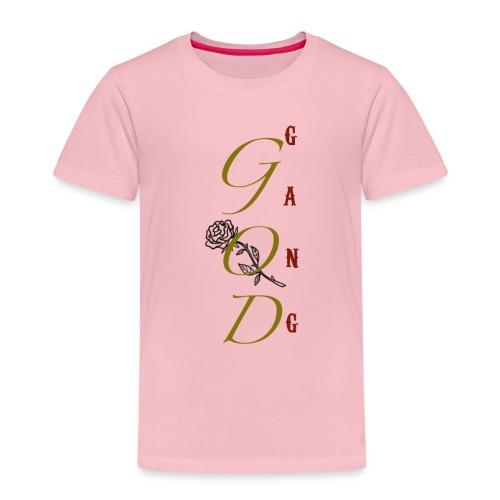 GOD GanG - T-shirt Premium Enfant