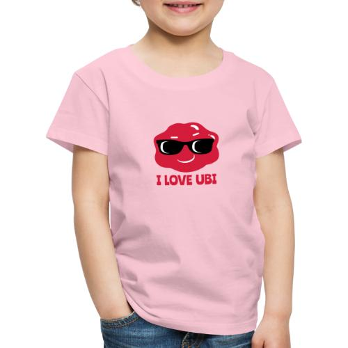 I LOVE UBI - Kids' Premium T-Shirt