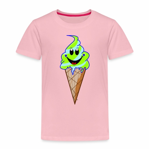 Mr./ Ms. Mint - Kinderen Premium T-shirt