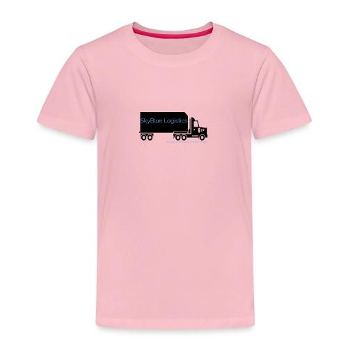 SkyBlue Logistics - Kids' Premium T-Shirt