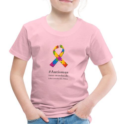 Inter-Mundos Autismus-Schleife - Kinder Premium T-Shirt