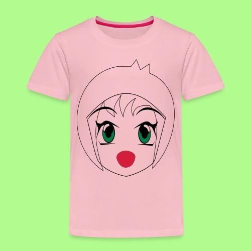 Anime girl T-Shirt - Kids' Premium T-Shirt