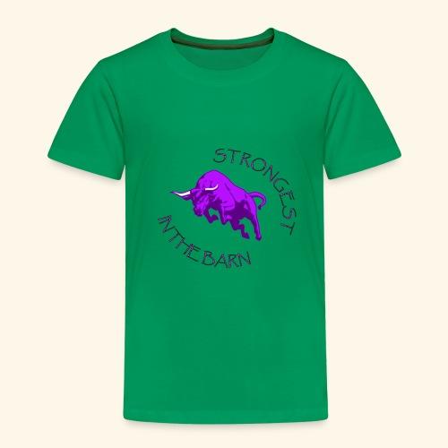 STRONGEST - Maglietta Premium per bambini