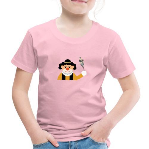 Clown - Kinder Premium T-Shirt