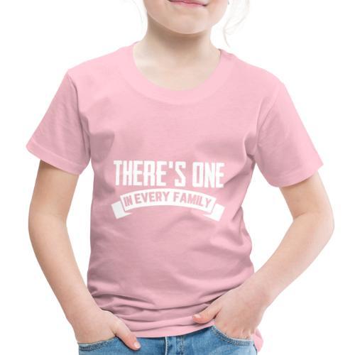 Every Family - Kinder Premium T-Shirt
