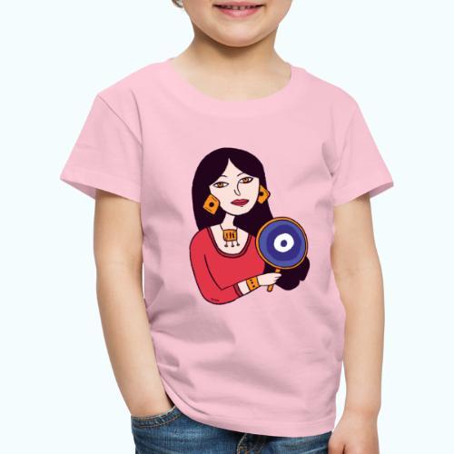 Fashion Girl - Kids' Premium T-Shirt