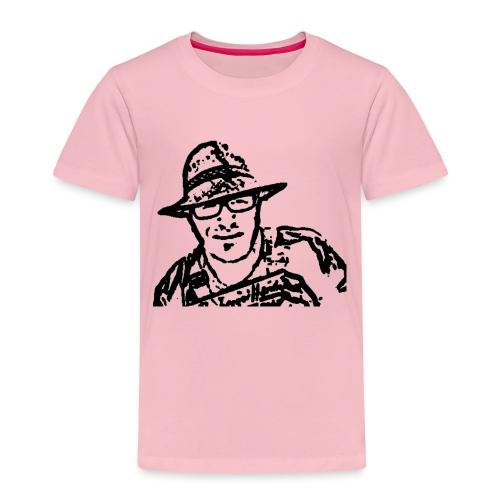 Rigotti LogoSW Transparent - Kinder Premium T-Shirt