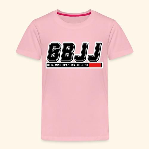 GBJJlogo3h - Kids' Premium T-Shirt