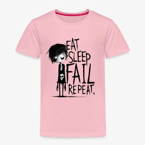 Kreislauf des Scheiterns - Kinder Premium T-Shirt
