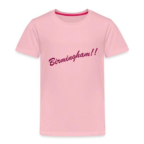 BIRMINGHAM - Kids' Premium T-Shirt