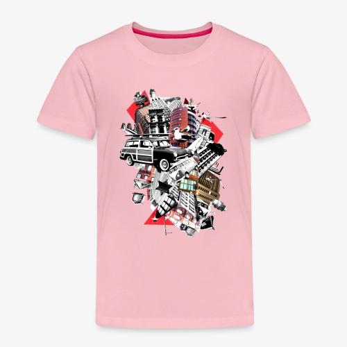 Pop Arts Ville - T-shirt Premium Enfant